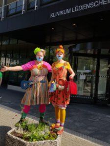 Wilma und Molly in Lüdenscheid